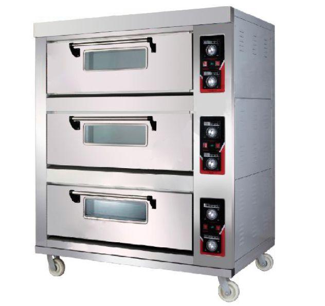 3-Deck-oven