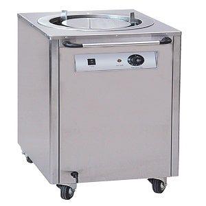 Plate-Warmer-Cart