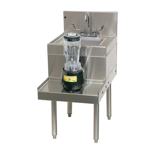 blender-station-with-single-sink