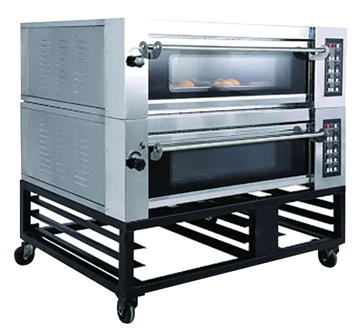 double Deck Oven-Large