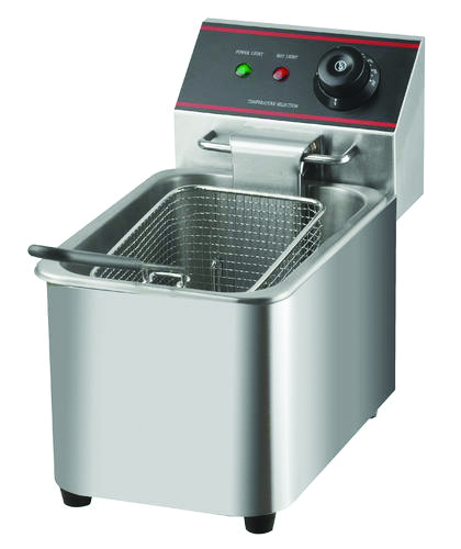 electric single fryer-Large