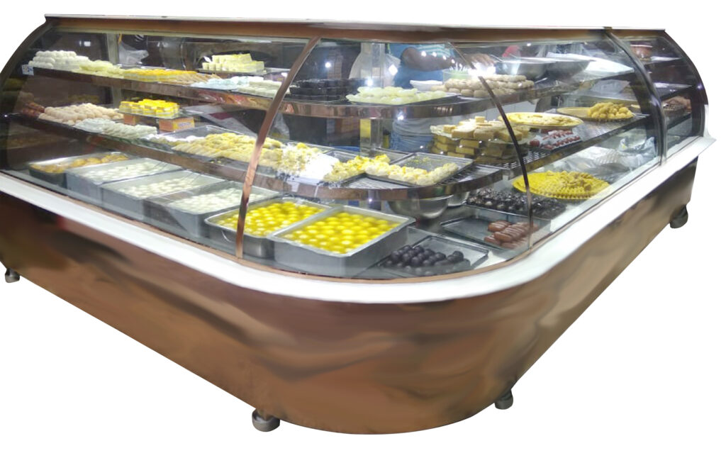sweet display counter-Large