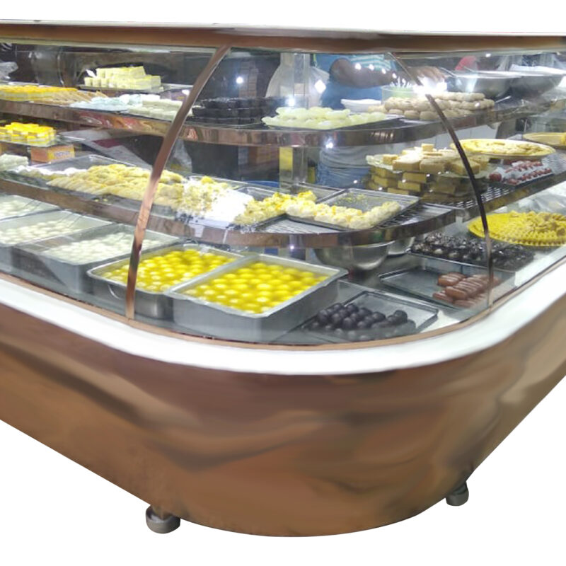 sweet display counter-Large