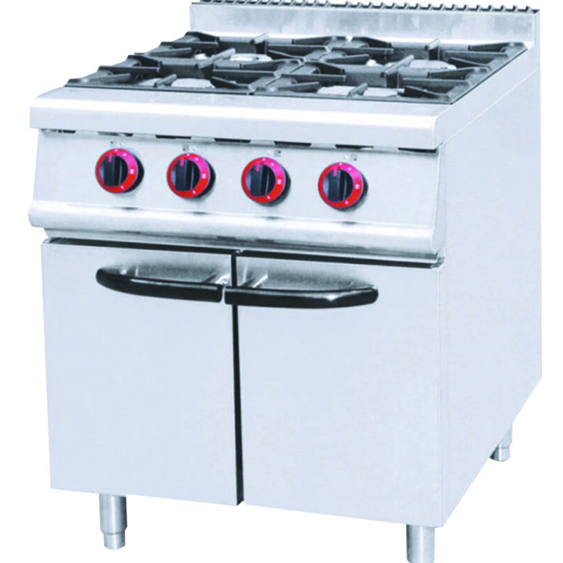 work 4 plate cooker-Large